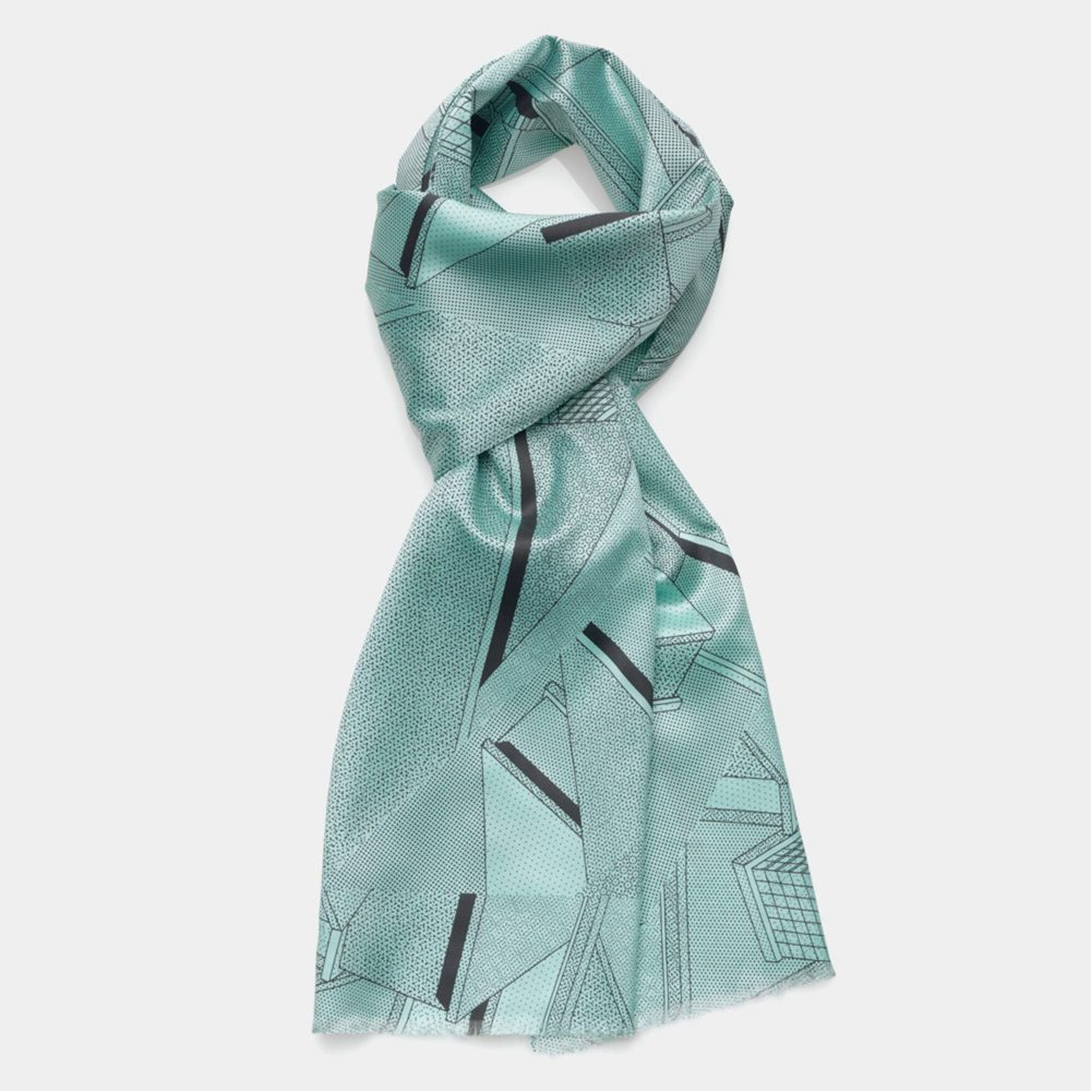 Scarf Light Blue