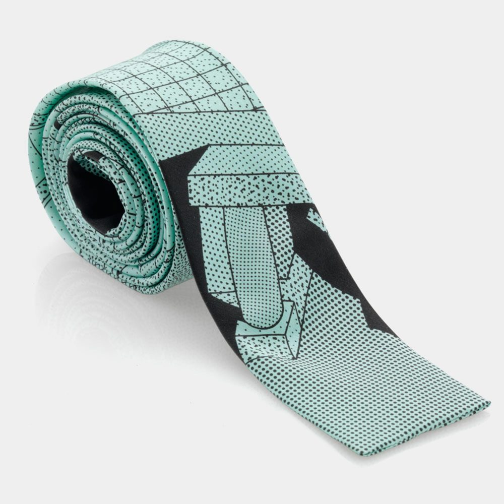 Tie Light Blue