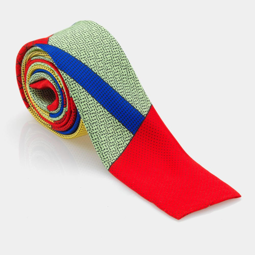 Tie Red-Blue