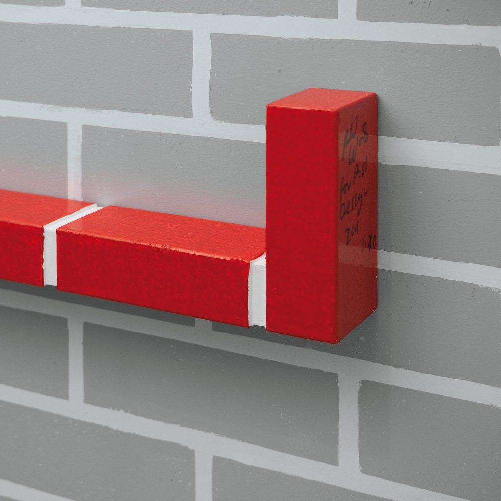The Red Brick Shelf n°4