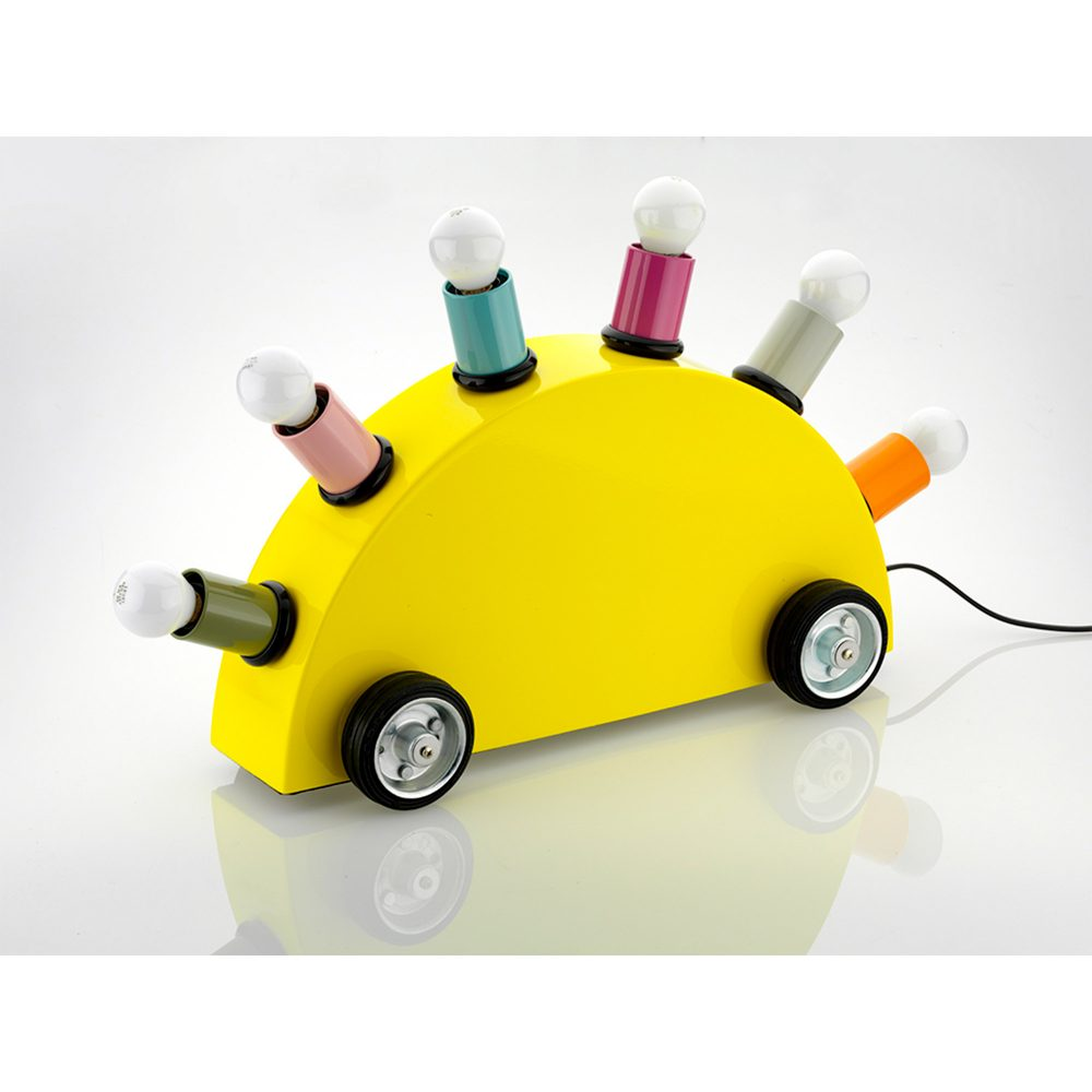 Super (yellow/coloured lamp holder)