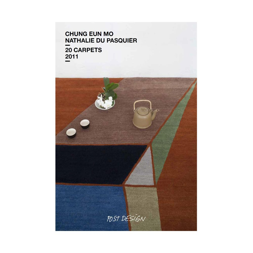 """20 carpets"" Catalogue"