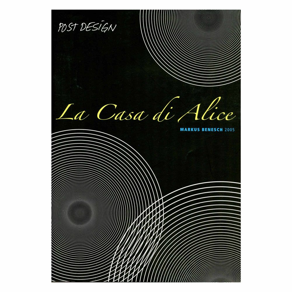 """""""La casa di Alice"""" Catalogue"""