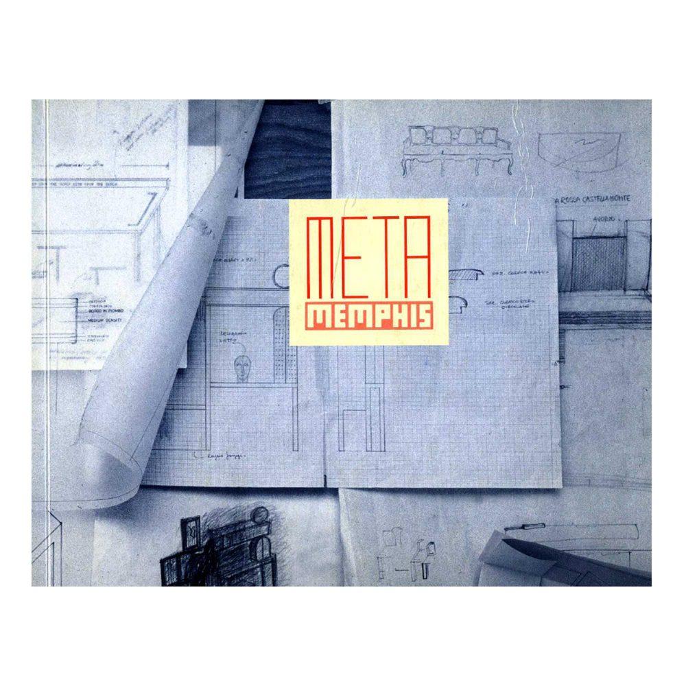 """Meta Memphis 1989"" Catalogo"