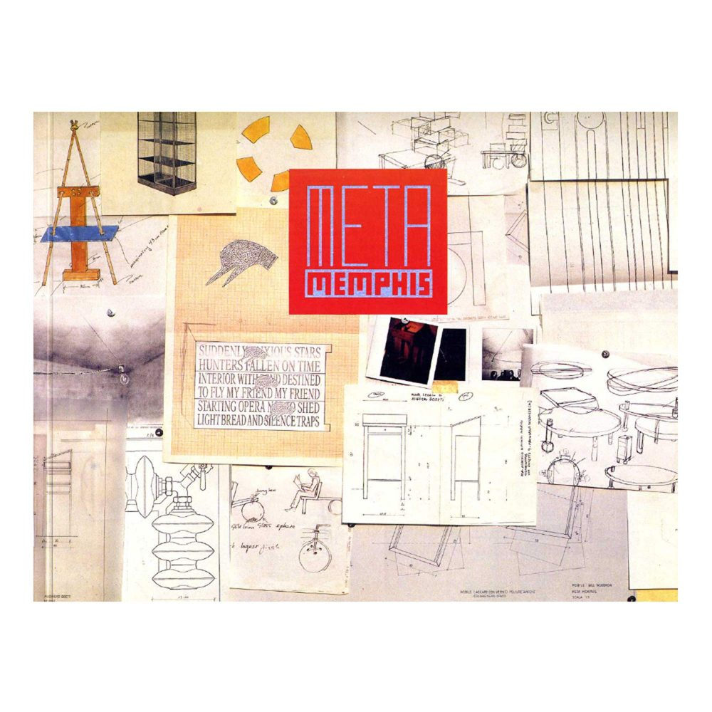 """Meta Memphis 1991"" Catalogue"