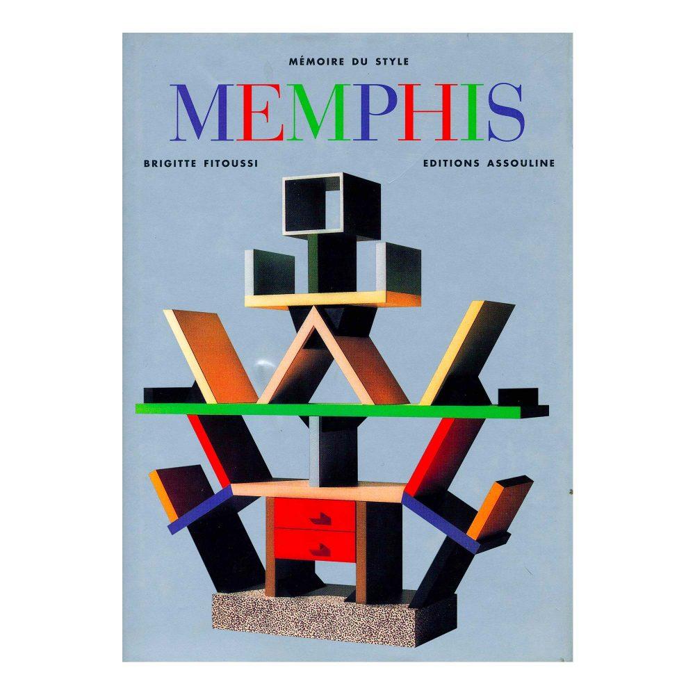 """""""Memoire du style Memphis"""" Book"""