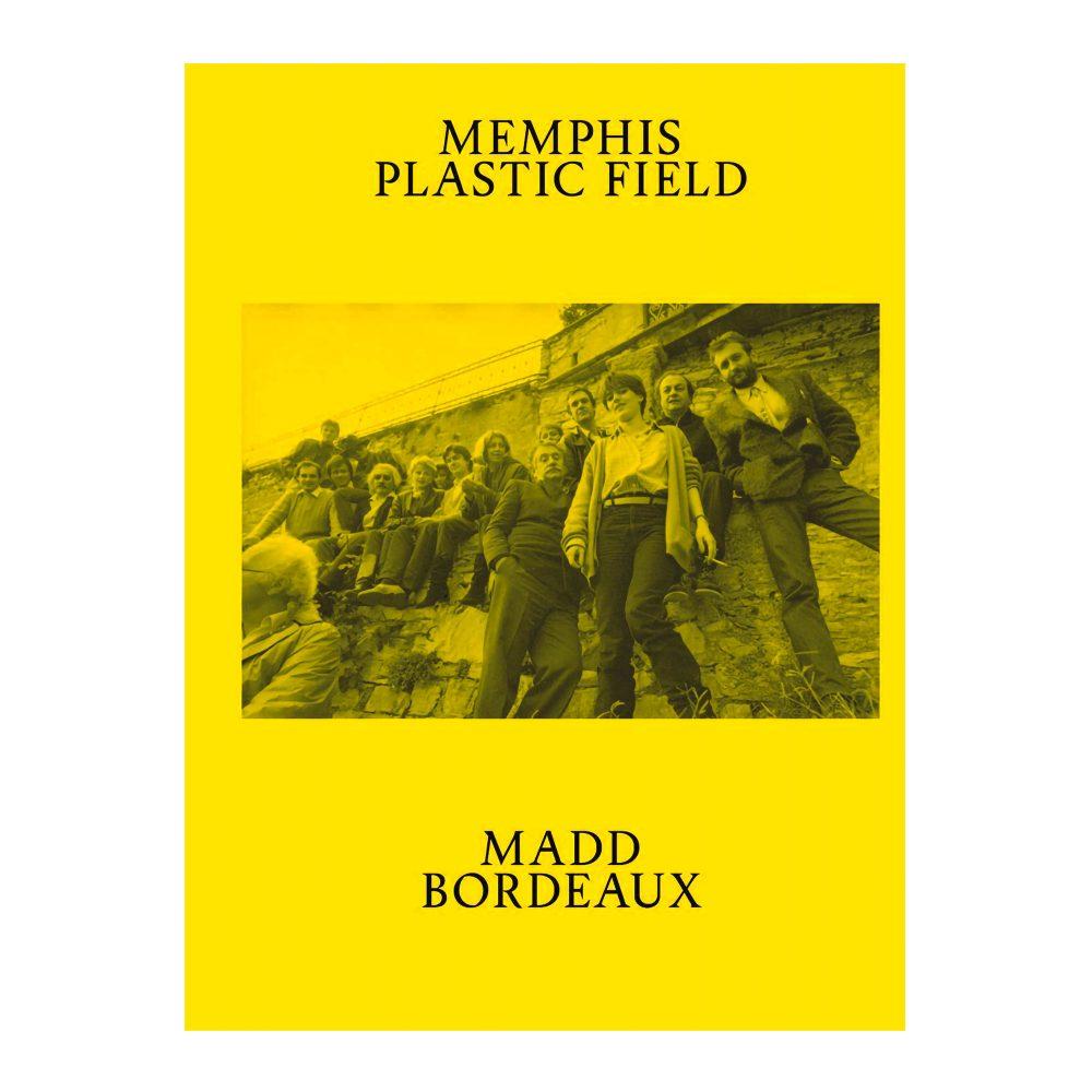 """Memphis Plastic Field"" Book"